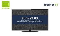 Anrecht auf einen Strong DVB-T2-Receiver 8541 zum Preis von 29,99 € + freenet TV-Abo für monatl. 5,75 €