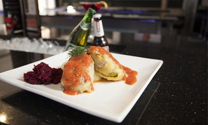 Polished Tavern: $26 for $40 Worth of Pierogis, Vodka, and Other Polish Specialties at Polished Tavern