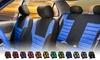 Premium 3D Air-Mesh Seat Cover Set