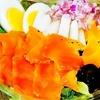 大阪府/北浜・堺筋本町 ≪スモークサーモンのサラダ+コーヒー/他1メニュー≫