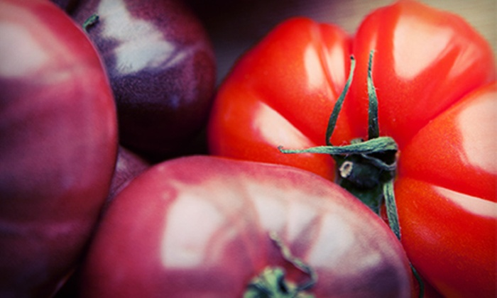 Boca farmers market & grill - Boca Raton Hills: $15 for $25 Worth of Produce and Grill Food at Boca farmers market & grill