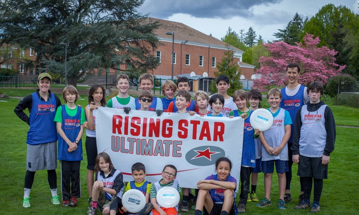 Rising Star Ultimate LLC - Portland Waldorf School grass field: Up to 53% Off Summer Camps at Rising Star Ultimate LLC