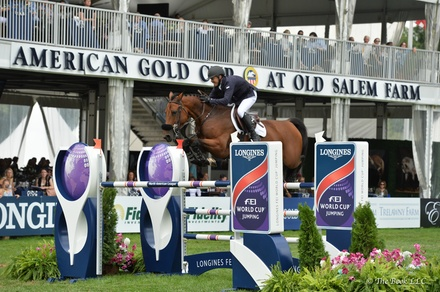 American Gold Cup Equestrian Show Jumping Event and Family Fun Day on September 16 or 17