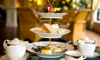 Afternoon Tea for Two or Four at Lifton Hall Hotel (34% Off)