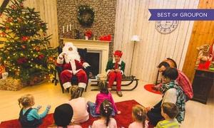 Wielka Fabryka Elfów w Gdańsku: Wielka Fabryka Elfów: 2,5-godzinne wejście dla 2 osób (dziecko + dorosły) od 29,99 zł w Amber Expo Gdańsk (do -40%)