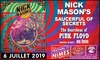 Nick Mason aux Arènes de Nîmes