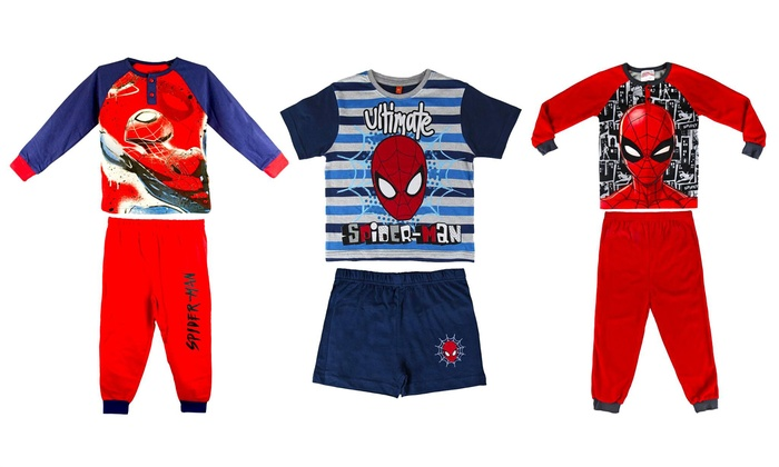 Pigiama bambino Spiderman Disney