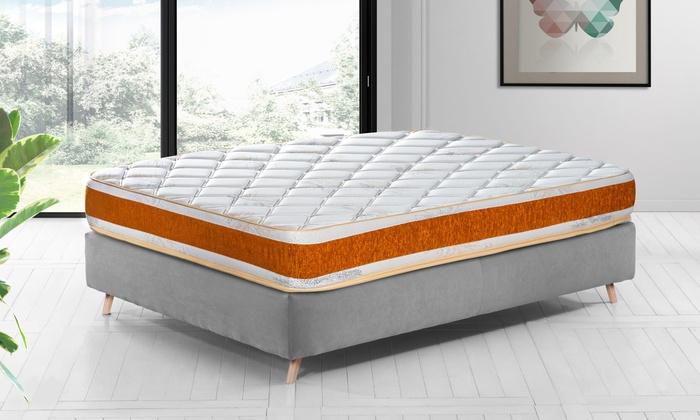 matelas m moire de forme nupsia groupon shopping. Black Bedroom Furniture Sets. Home Design Ideas