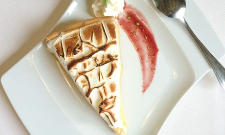 Plat ou menu en 2 ou 3 services pour 2 ou 4 personnes dès 19,90 € au restaurant Le Vendal