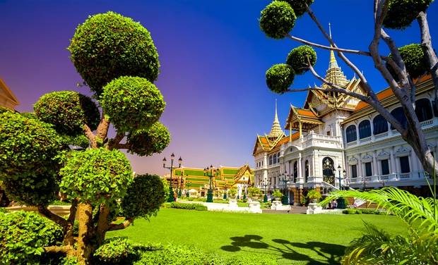 TripAlertz wants you to check out ✈ 9-Day Thailand Tour with Airfare from Affordable Asia. Price per Person Based on Double Occupancy. ✈ 9-Day Thailand Tour with Airfare - Tour of Thailand