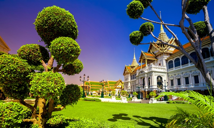 9-Day Thailand Tour with Airfare from Affordable Asia