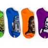 Women's Star Wars No-Show Socks (10-Pack)