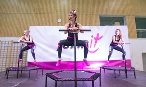 Easy Dance Center: Fitness na trampolinach: 4 wejścia za 45,99 zł i więcej opcji w Easy Dance Center w Katowicach (do -50%)