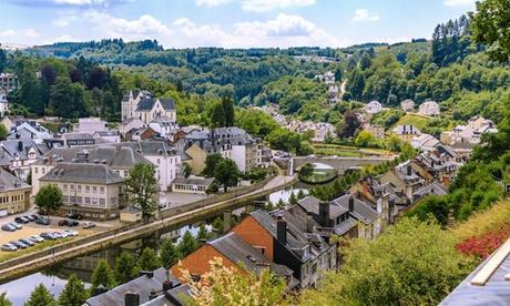 Ardennes belges : chambre double Standard avec petit-déjeuner et dîner en option pour 2 à l'hostellerie la Sapinière