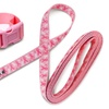 Breast Cancer Awareness Month Pink Collar and Lead Set