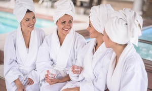 Up to 63% Off Pamper Package at Paul Mitchell The School at Paul Mitchell The School, plus 6.0% Cash Back from Ebates.