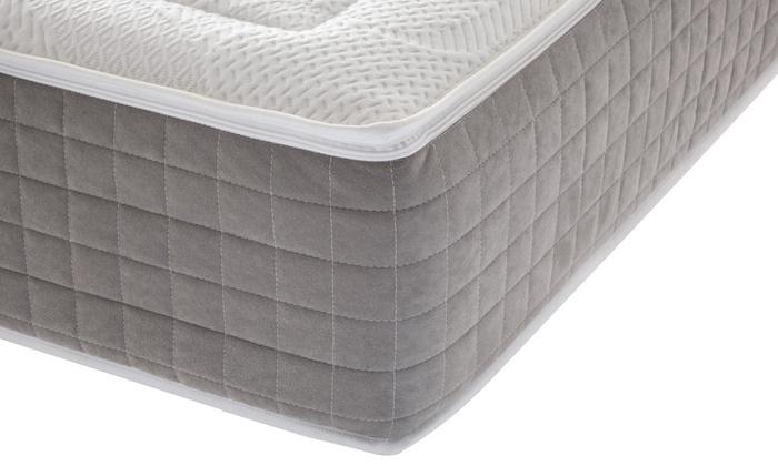 jusqu 39 21 matelas m moire de forme 29 cm groupon. Black Bedroom Furniture Sets. Home Design Ideas