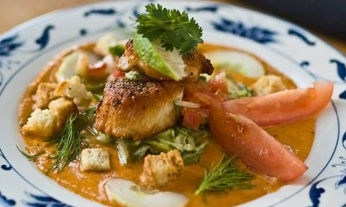 Limon - City Park West: Eclectic Latin American Cuisine at Limon (Up to 43% Off)