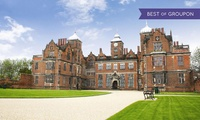Cream Tea and Guided Tour of Aston Hall (23% Off)