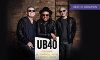 UB40 Featuring Ali, Astro and Mickey, 30 June, Scarborough Open Air Theatre (Up to 57% Off*)