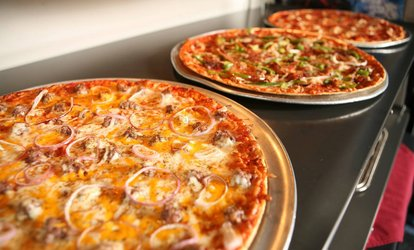 Up to 40% Off at Cecil Whittaker's Pizzeria