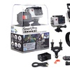"SportPro Xtreme Full 1080p HD Wi-Fi Sports ""Bundle"" Camera"