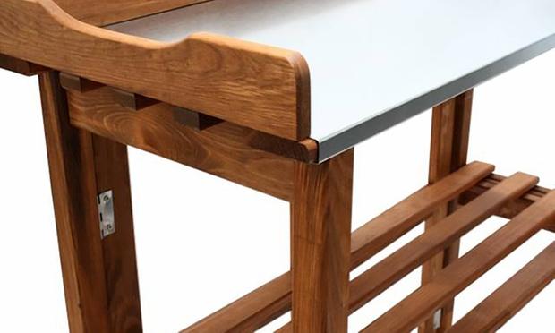 pflanztisch groupon goods. Black Bedroom Furniture Sets. Home Design Ideas