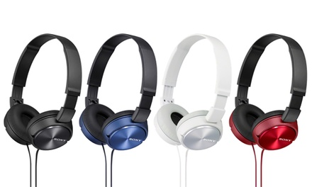 Auriculares plegables Sony MDR-ZX310