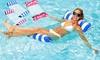 Inflatable Pool Bed Hammock