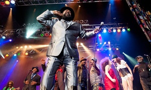 George Clinton & Parliament Funkadelic: George Clinton and Parliament Funkadelic on November 25 at 8 p.m.