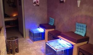 DETENT FISH SPA: 1 soin fishspa de 30 minutes pour 1 ou 2 personnes dès 17,50 € à l'institut Deten't Fish Spa