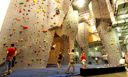 image for Climbing Programs at Sportrock Climbing Centers (Up to 39% Off). Three Options Available