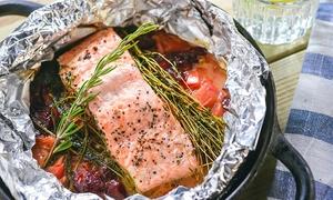 מסעדת אישפיש - פירות ים ודגים: אישפיש, מסעדת דגים ופירות ים במרכז הכרמל בחיפה: ארוחה זוגית משובחת ב-149 ₪ בלבד! עד 23:00, כולל שבת