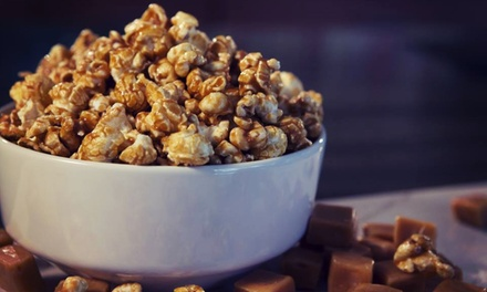 $30 or $60 Worth of Popcorn from Omaha Popcorn (Up to 50% Off)
