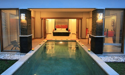 Bali, Seminyak: 5 or 7Night Villa Escape for Two with Breakfast, Dinner & Transfers at Amor Bali Villas & Spa Resort