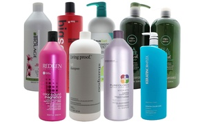 Jumbo Liter Sale: Best Of Haircare Shampoo & Conditioner