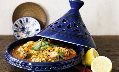 Up to AED 200 Toward Moroccan Food at Le Tafilalet Moroccan Cuisine (41% Off)