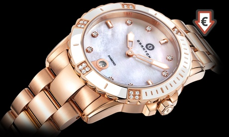 Reloj Granton Influence para mujer adornado con diamantes (entrega gratuita)