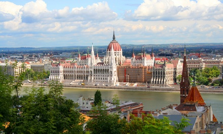 ✈Budapest, Viena y Praga: 7 noches para 1 con desayuno, vuelo desde Madrid o Barcelona y tour de orientación