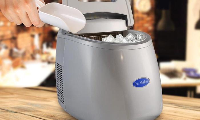 100 countertop ice maker igloo 26 lb counterto