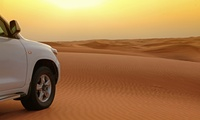 Desert Safari with optional Belly Dancing, BBQ, Quad Biking or Pickup for Up to 4 at Al Waha Tours