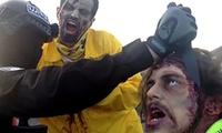 1 o 2 entradas al juego Survival Zombie como superviviente o zombie desde 2,50 € de mayo a julio en 11 localizaciones