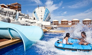 Iceland Water Park: Iceland Water Park Ticket for Guests Below or Above 1.2 Metres (Up to 32% Off)
