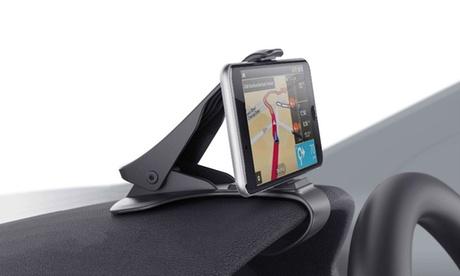 1, 2 ou 4 supports smartphone universels pour voiture Aquarius, livraison offerte