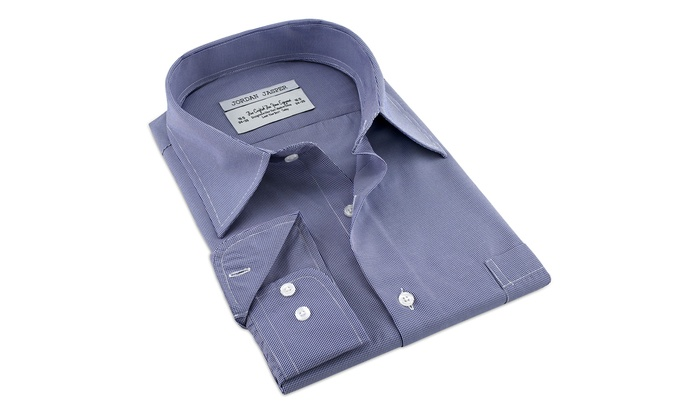 555ab2e6233d8b Jordan Jasper Men s Dress Shirt (Size L)
