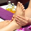 Up to 54% Off Foot Massage with Hot Stones