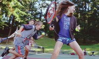 One or Three Weeks of Half-Day Tennis Camp at RecTennis (Up to 56% Off)