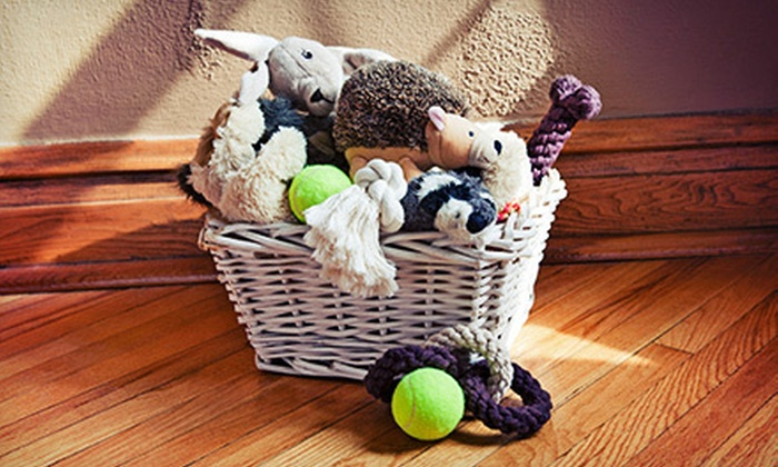 B&B Pet Stop - Terrace Hills: $10 for $20 Worth of Pet Supplies at B&B Pet Stop