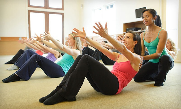 The Dailey Method - Calabasas: 5 or 10 Fitness Classes with Childcare or 1 Private Class at The Dailey Method (Up to 75% Off)