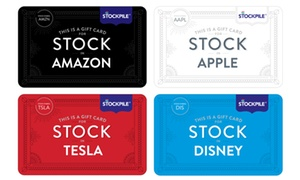 Buy Top Stocks at 50% Below Market Price at Stockpile, plus 6.0% Cash Back from Ebates.
